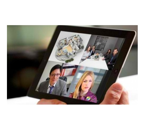 Videokonferenz Mobil Tablet iOS Android