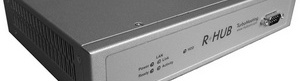Server RHUB TS-300 eigener Webinar Server